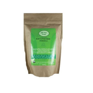 Raw Super Fiber Formula - product pouch