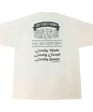 White Logo Shirt