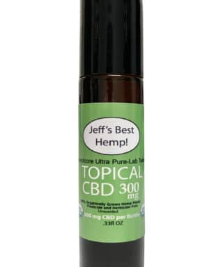 Topical CBD Oil 300 MG