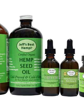 Jeff's Best Hemp!