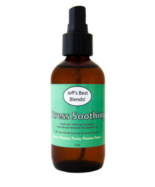 Jeffs Best Stress Soother Synergistic Balancing Mist